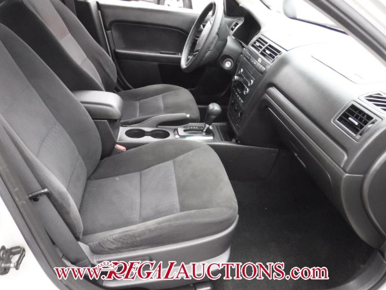 2008 Ford FUSION SE 4D SEDAN