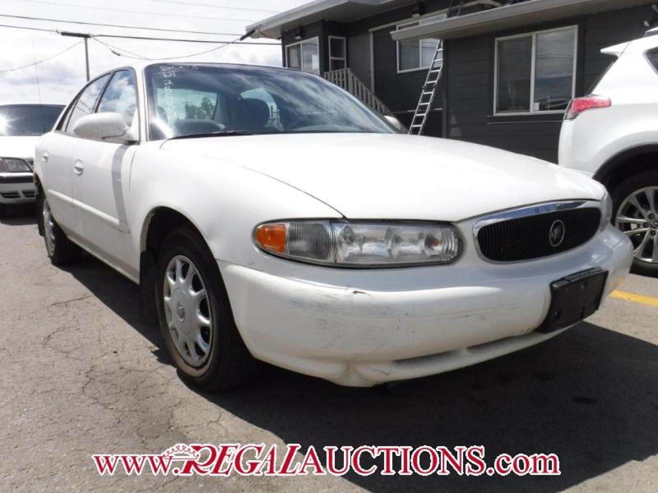 Photo of White 2003 Buick CENTURY CUSTOM 4D SEDAN