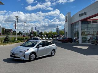 Used 2017 Toyota Prius 5DR HB for sale in Pickering, ON