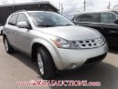 Used 2005 Nissan Murano 4D Utility AWD for sale in Calgary, AB