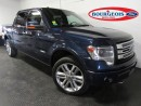 Used 2014 Ford F-150 Limited  for sale in Midland, ON