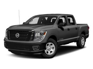 New 2017 Nissan Titan Crew Cab SV 4X4 for sale in Mississauga, ON