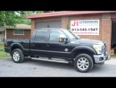 Used 2011 Ford F-250 Super Duty Lariat 6.7L Powerstroke Diesel - LOADED! for sale in Elginburg, ON