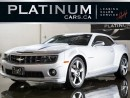 Used 2010 Chevrolet Camaro SS, V8 400HP, LEATHE for sale in North York, ON