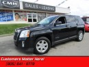 Used 2014 GMC Terrain SLE-1  AWD, REAR CAMERA, BLUETOOTH, STEERING AUDIO for sale in St Catharines, ON