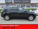 Used 2014 GMC Acadia SLE2  REAR CAMERA, DVD, BLUETOOTH, 7 PASSENGER for sale in St Catharines, ON