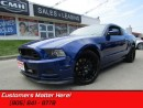 Used 2014 Ford Mustang GT Premium  PREMIUM, LEATHER, NAVIGATION, REAR CAMERA! for sale in St Catharines, ON
