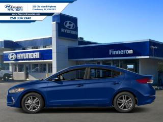 Used 2017 Hyundai Elantra GLS for sale in Courtenay, BC