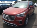 Used 2017 Hyundai Santa Fe XL Limited  Navigation, Panoramic Roof, Leather for sale in Courtenay, BC