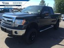 Used 2013 Ford F-150 XLT XTR  Lift Kit, Aftermarket Exhaust for sale in Courtenay, BC