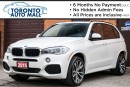 Used 2015 BMW X5 35d Xdrive+M Pkg+7 passenger+Heads Up+Pano roof for sale in North York, ON