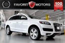 Used 2012 Audi Q7 3.0T Premium Plus QUATTRO | 7-PASSENGER | NAV for sale in North York, ON