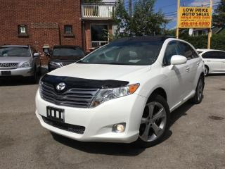 Used 2012 Toyota Venza Leather, Sunroof, PanoRoof&Warranty* for sale in York, ON