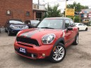 Used 2013 MINI Cooper Countryman CooperS*AWD*Leather, PanoramicRoof, HarmonKardon! for sale in York, ON