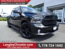 Used 2015 Dodge Ram 1500 ST ACCIDENT FREE W/BLUETOOTH & BACKUP CAMERA for sale in Surrey, BC