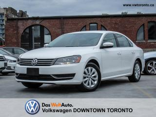 Used 2015 Volkswagen Passat 1.8T TRENDLINE AUTO for sale in Toronto, ON