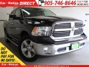 Used 2017 Dodge Ram 1500 SLT| NAV-READY| LOCAL TRADE| BACK UP CAMERA| for sale in Burlington, ON