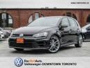 Used 2017 Volkswagen Golf R 2.0T 4MOTION MANUAL for sale in Toronto, ON