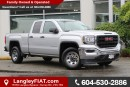 Used 2016 GMC Sierra 1500 Base NO ACCIDENTS, B.C OWNED for sale in Surrey, BC
