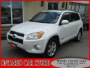 Used 2009 Toyota RAV4 LIMITED 4WD LEATHER SUNROOF for sale in Toronto, ON