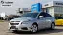 Used 2014 Chevrolet Cruze 1LT, AUTO, PWR GRP, ONE OWNER, NO ACCIDENT for sale in Newmarket, ON