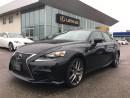 Used 2016 Lexus IS 300 F SPORT SERIES 2 for sale in Brampton, ON