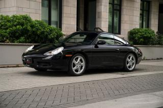 Used 2001 Porsche 911 Carrera 4 for sale in Vancouver, BC