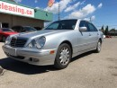 Used 2000 Mercedes-Benz E320 for sale in Bolton, ON