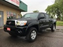 Used 2011 Toyota Tacoma for sale in Bolton, ON