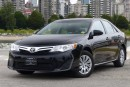 Used 2014 Toyota Camry 4-Door Sedan LE 6A for sale in Vancouver, BC