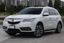 Used 2015 Acura MDX Tech at *Utility Package and Backup Sensors Included* for sale in Vancouver, BC