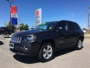 Used 2015 Jeep Compass High Altitude ~4X4 ~Heated Leather ~P/Sunroof for sale in Barrie, ON
