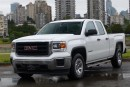 Used 2015 GMC Sierra 1500 Crew 4x2 Base / Standard Box for sale in Vancouver, BC
