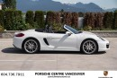 Used 2015 Porsche Boxster Porsche Approved Certified. for sale in Vancouver, BC