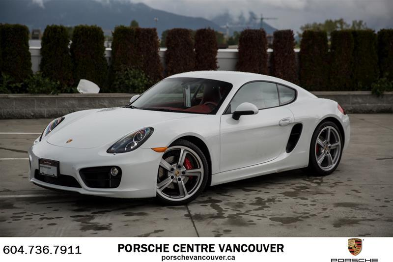 Used 2014 Porsche Cayman S PDK for Sale in Vancouver, British ...