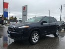 Used 2015 Jeep Cherokee North 4X4 ~Nav ~Backup Camera ~Heated Seats for sale in Barrie, ON