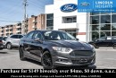 Used 2015 Ford Fusion SE AWD - LEATHER - BLUETOOTH - HEATED FRONT SEATS - MOONROOF - PARK ASSIST - REMOTE START - NAV for sale in Ottawa, ON