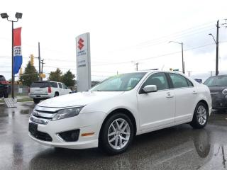 Used 2010 Ford Fusion SEL ~Power Sunroof ~Power Seat ~Leather for sale in Barrie, ON