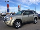 Used 2011 Ford Escape XLT 4X4 ~Heated Seats ~Power Seat for sale in Barrie, ON