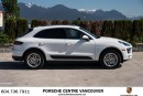 Used 2015 Porsche Macan S Porsche Approved Certified. for sale in Vancouver, BC