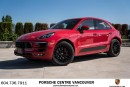 Used 2017 Porsche Macan GTS Porsche Approved Certified. for sale in Vancouver, BC