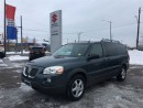 Used 2006 Pontiac Montana Sv6 ~Power Seat ~Rear Video ~2nd Row Cap Chairs for sale in Barrie, ON