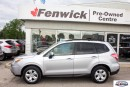 Used 2015 Subaru Forester 2.5i at for sale in Sarnia, ON