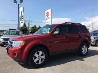 Used 2011 Ford Escape XLT All Wheel Drive ~Low Km's ~Power Seat for sale in Barrie, ON