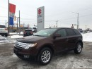 Used 2010 Ford Edge SEL All Wheel Drive ~Power Seat ~Loaded for sale in Barrie, ON