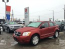 Used 2010 Dodge Caliber SXT ~Low Km's ~Heated Seats ~Clean Unit for sale in Barrie, ON