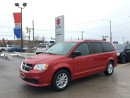 Used 2013 Dodge Grand Caravan SE ~Power Seat ~Full Stow N' Go ~Top Safety Pick for sale in Barrie, ON