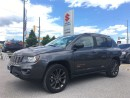 Used 2016 Jeep Compass 75th Anniversary ~Heated Seats ~Backup Camera ~P/S for sale in Barrie, ON