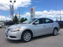 Used 2015 Nissan Sentra ~Accommodating Spacious Interior  ~Fuel-Efficient for sale in Barrie, ON