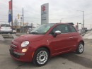 Used 2015 Fiat 500 C Lounge ~Convertible ~Heated Seats ~Leather for sale in Barrie, ON